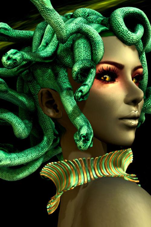 Medusa's Waltz 1