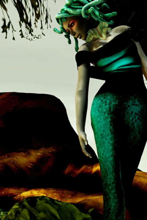 Medusa's Waltz 2c